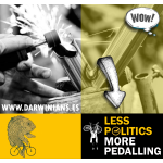 051 Less politics more pedalling