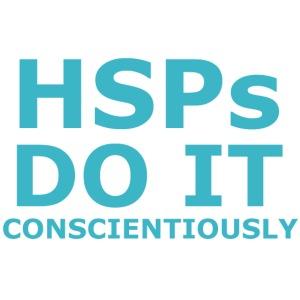 Do It hsPs women's t-shirt