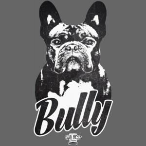 Bully - Französische Bulldogge Silhouette