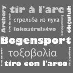 Sprachen des Bogensports