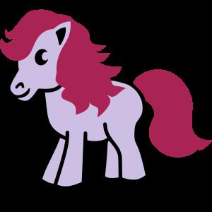 cute Pony colour