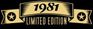 Jahrgang 1980 Geburtstagsshirt: 1981