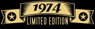 Jahrgang 1970 Geburtstagsshirt: 1974