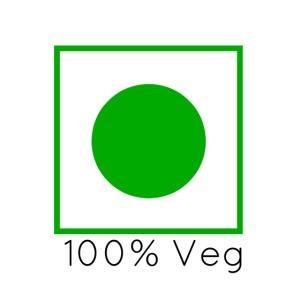 100veg-png