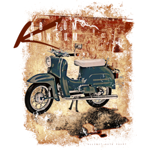 DDR Moped