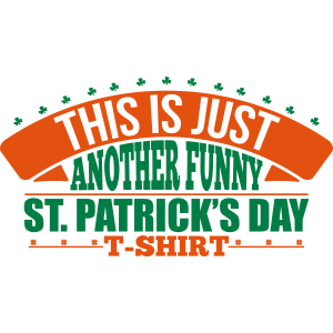 Another funny st'patrick's day t-shirt