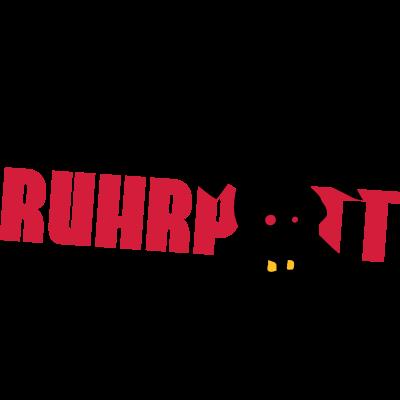 Ruhrpott Skull - Bekenne dich zum Pott! - Stadt Essen,Ruhrpott,Ruhrgebiet,Pott,Oberhausen,Mühlheim an der Ruhr,Marl,Lünen,Herne,Hamm,Gelsenkirchen,Dortmund,Bottrop,Bochum