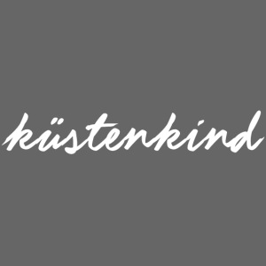 white on transparent Küstenkind png