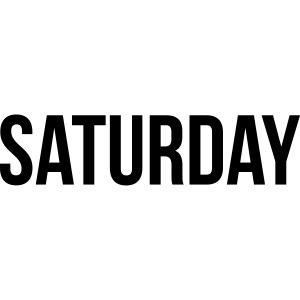 Saturday