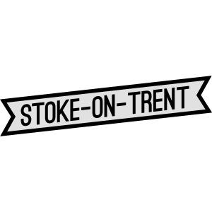 stoke-on-trent banner