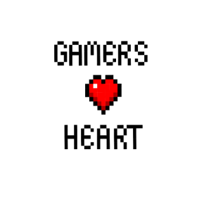 gamers heart