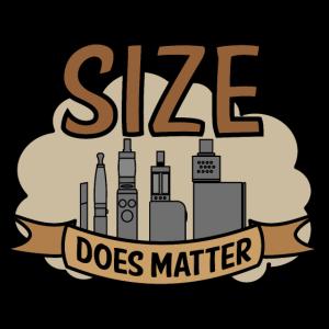 Vapor Size does matter