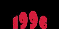 Jahrgang 1990 Geburtstagsshirt: 1996 legenden