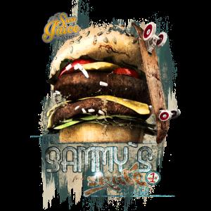 skate - burger