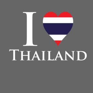 I Love Thailand Black