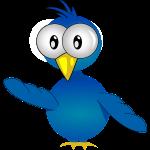 Blaues Küken