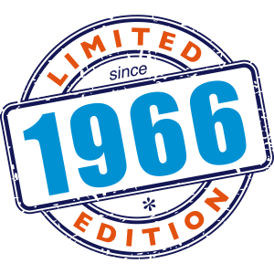 LIMITED EDITION SINCE 1966