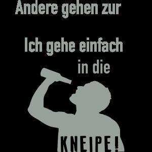 Therapie Kneipe