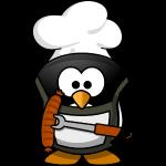 Pinguin-Koch