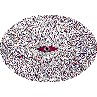 Allsehendes Auge 32