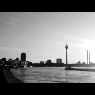 Düsseldorf am Rhein - ... - Fotografie