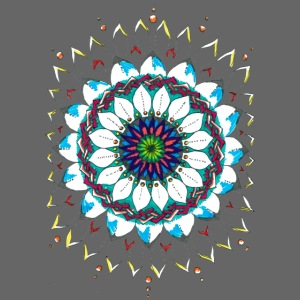 Flower Mandala 2016