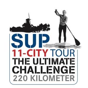 SUP11 City Tour Logo Shirt