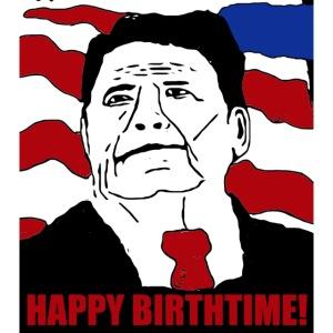 Reagan Cakeface