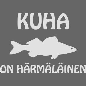 KUHA ON HÄRMÄLÄINEN