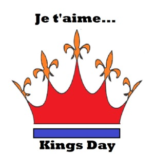 Je taime Kings Day (Je suis...)