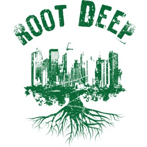 Root deep Urban grün