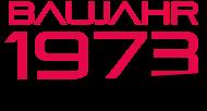 Jahrgang 1970 Geburtstagsshirt: baujahr 1973