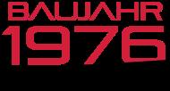 Jahrgang 1970 Geburtstagsshirt: baujahr 1976