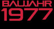 Jahrgang 1970 Geburtstagsshirt: baujahr 1977