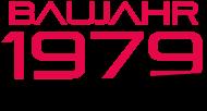 Jahrgang 1970 Geburtstagsshirt: baujahr 1979