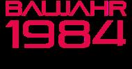 Jahrgang 1980 Geburtstagsshirt: baujahr 1984