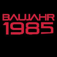 Nur wenige km - Baujahr 1985