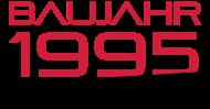 Jahrgang 1990 Geburtstagsshirt: baujahr 1995