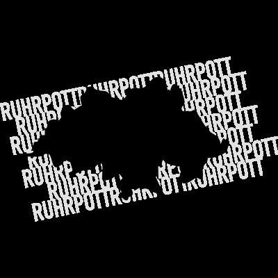 Das Ruhrgebiet - Unser Ruhrgebiet als Silhouette - Wanne-Eickel,Ruhrpott,Ruhrgebiet,Oberhausen,Nordrhein-Westfalen,NRW,Mühlheim,Herne,Geschenk,Geburtstag,Essen Gelsenkirchen,Duisburg,Dortmund,Dinslaken,Bottrop,Bochum