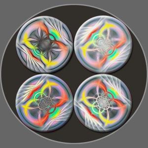 Five Spheres