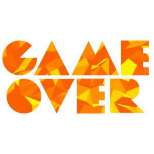 Game Over (Low Poly)