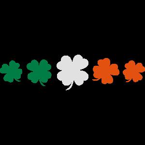 Kleeblätter Irland
