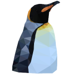 Polygon Pinguin