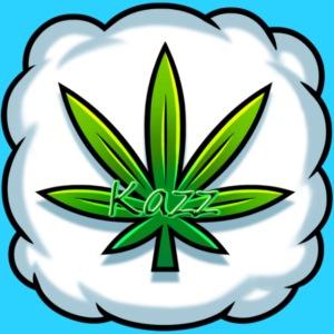 weed logo kazz 2 png