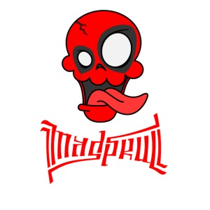 MAD SKULL - Deadpool