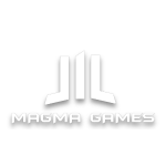 Magma Games t-shirt grijs