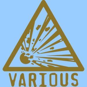 VariousExplosions Triangle (1colour)
