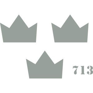Tre kronor gr gray rgb text713