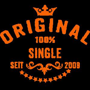 100 Prozent SINGLE   seit 2009 - RAHMENLOS Love Designs