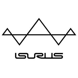 Isurus Symbol & Text Logo